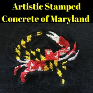 Artistic Stamped Concrete of Maryland Logo